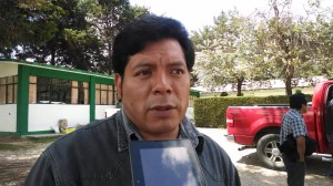 Esteban Guzman Jimenez, Presidente de Tenejapa.