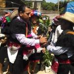 PRODUCTORES SE CONGRATULAN  POR LA VISITA DEL SECRETARIO DE GOBIERNO. EDUARDO RAMIREZ AGUILAR.
