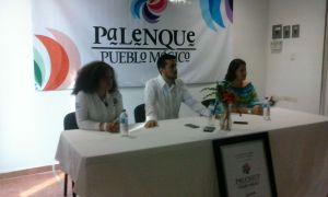 Palenque pueblo  mágico.