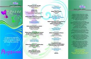 Progra Festival del Agua