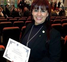 Nancy Leticia Hernández . Nueva directora general en COBACH de Chiapas.