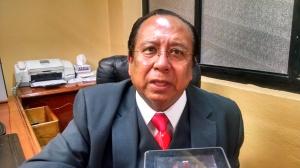 Dr. Bonilla, director del sanatorio Bonilla.
