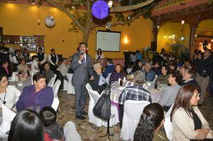 Reunión con empresarios, muy provechosa por el bien de San Cristóbal.