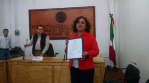 Maria Soledad Soledad_ Diputada.