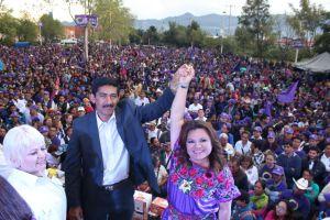 Cierre de Campaña de Mover a Chiapas.