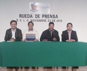 rueda de Prensa (2)