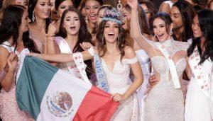 Vanessa Ponce de León ganó miss mundo .